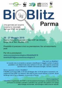 BioBlitz di Parma